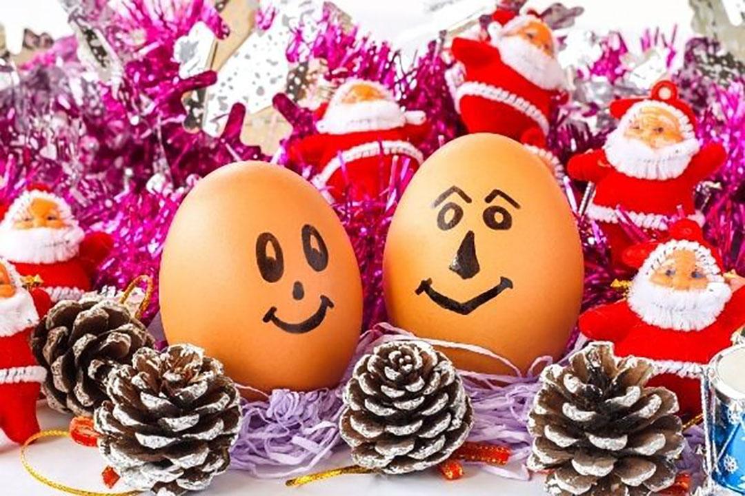 Mogelijk stijgen de prijzen van eieren richting Kerstmis. - Foto: Canva