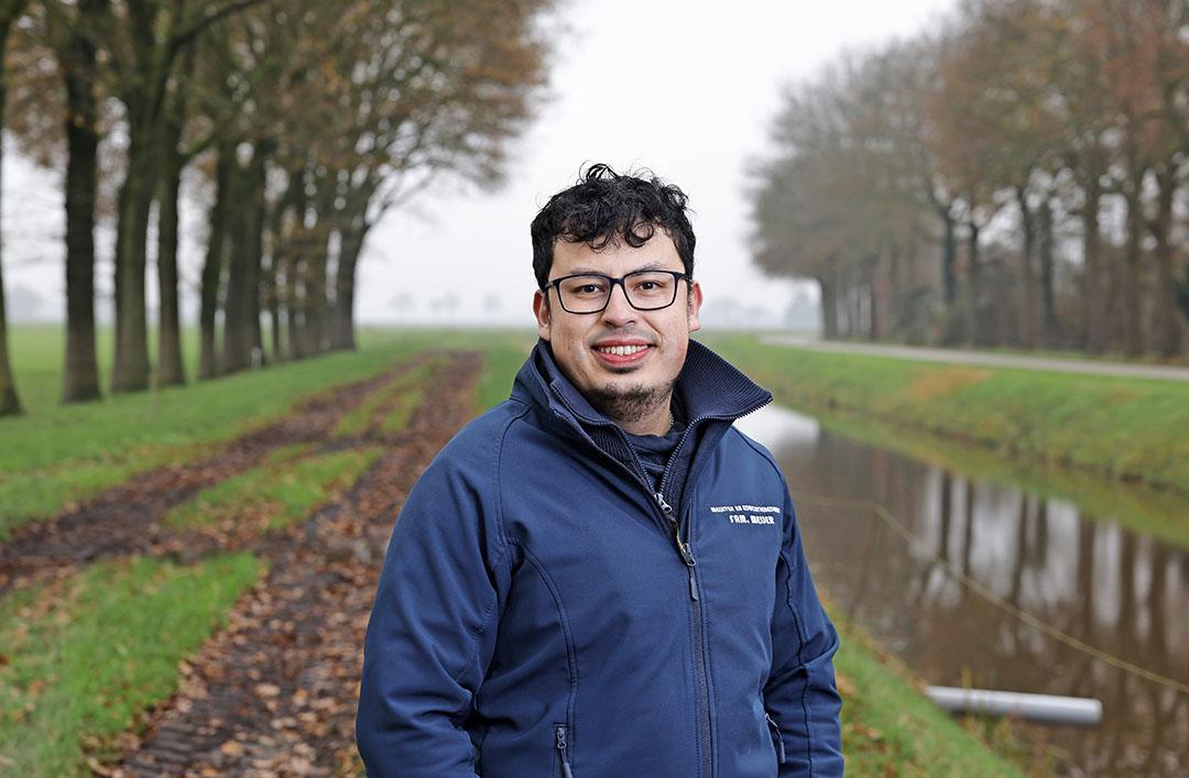 Nieuwe NAJK-voorzitter Roy Meijer (27). Foto: Ruud Ploeg