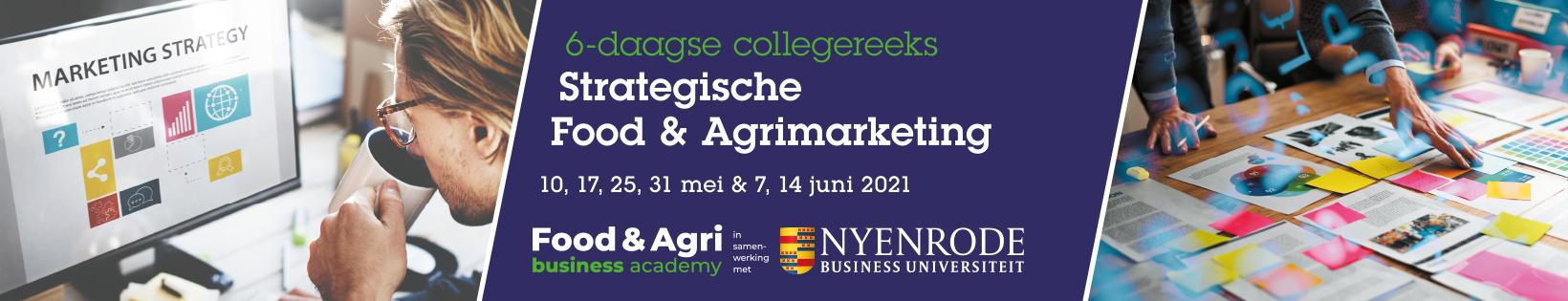 Strategische Food & Agrimarketing
