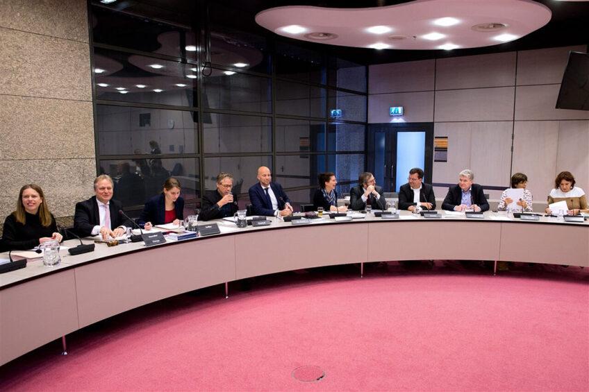 De Kamercommissie voor Landbouw, Natuur en Voedselkwaliteit op archiefbeeld. - Foto: ANP