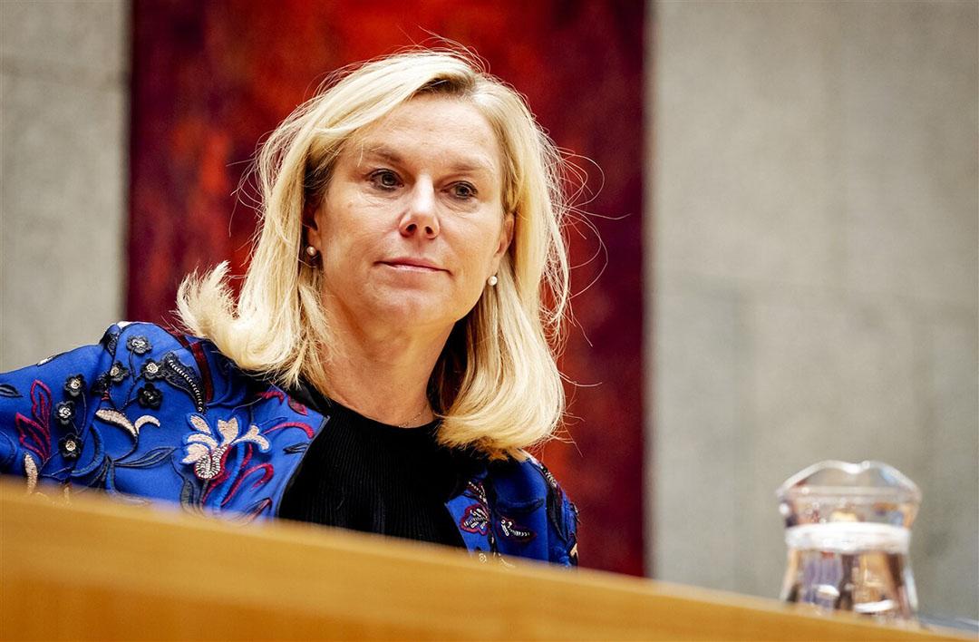 Minister voor Buitenlandse Handel en Ontwikkelingssamenwerking Sigrid Kaag. - Foto: ANP
