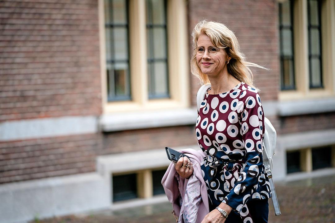 Staatssecretaris Mona Keijzer (EZ) zond de Kip-van_Morgen-wet al in maart 2018 naar de Raad van State. - Foto: ANP