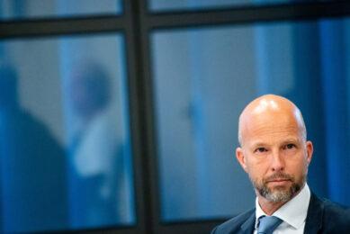 Tweede Kamerlid van D66 Tjeerd de Groot. - Foto: ANP
