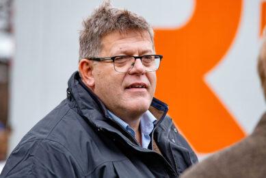 De belangrijkste landbouwkandidaat voor de nieuwe partij JA21 is Jan Cees Vogelaar. Foto: ANP