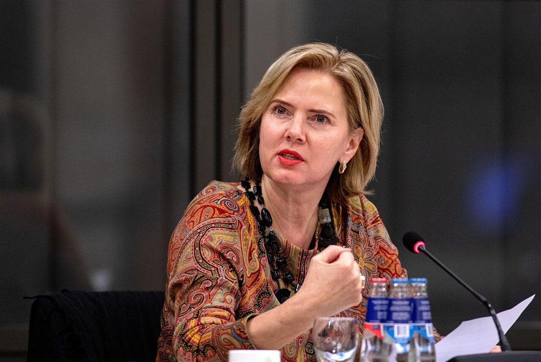 Minister Cora van Nieuwenhuizen (VVD) van Infrastructuur en Waterstaat. Foto: ANP