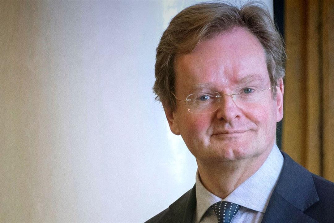 Bart Jan van Ettekoven is voorzitter van de afdeling bestuursrechtspraak van de Raad van State. - Foto: ANP