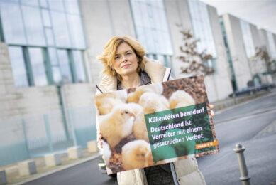 Een wetsvoorstel van landbouwminister Julia Klöckner is door het kabinet in Berlijn goedgekeurd. Foto: ANP