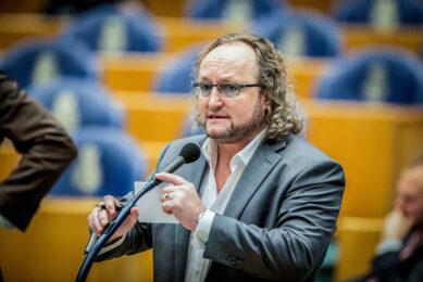 Dion Graus is een van de langst zittende Kamerleden. - Foto: Roel Dijkstra Fotografie