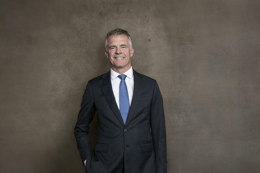 Hans Janssen is per 1 mei de nieuw CFO van FrieslandCampina. - Foto: FrieslandCampina/Rene Koster Photography