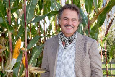 Jan Bakker, directeur KWS Benelux. - Foto: Peter Roek