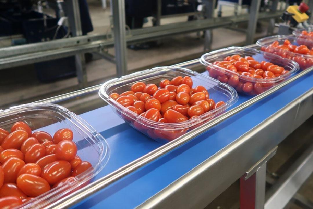 Bij RedStar komen dunne schaaltjes in de plaats van dikwandige plastic emmertjes. - Foto: RedStar
