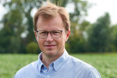 Steven de Cuyper, inkoopmanager van aardappelverwerker Agristo in België. - Foto: Marc Wallican