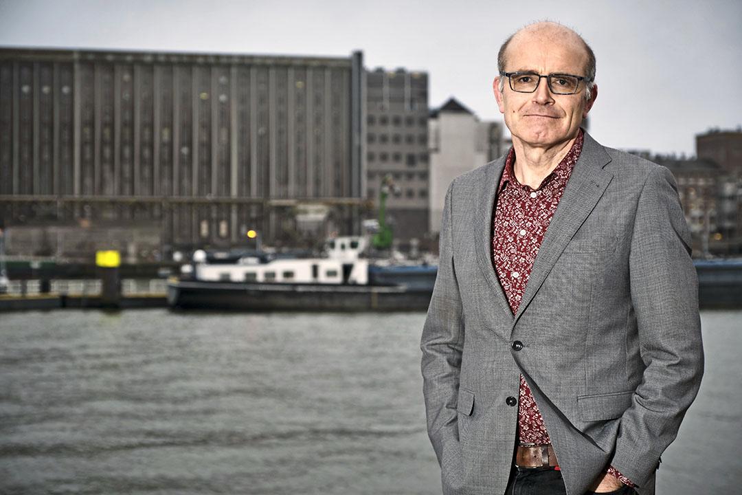 """Jan Willem van der Schans: """"De trend is onmiskenbaar, de voedselketens worden korter."""" - Foto: Fred Libochant"""