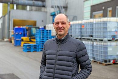 Karel van der Velden, business developmentmanager bij Nijsen Company. Foto: Bert Jansen
