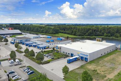 Schaap Holland is gevestigd in Biddinghuizen. Foto: Ruud Ploeg