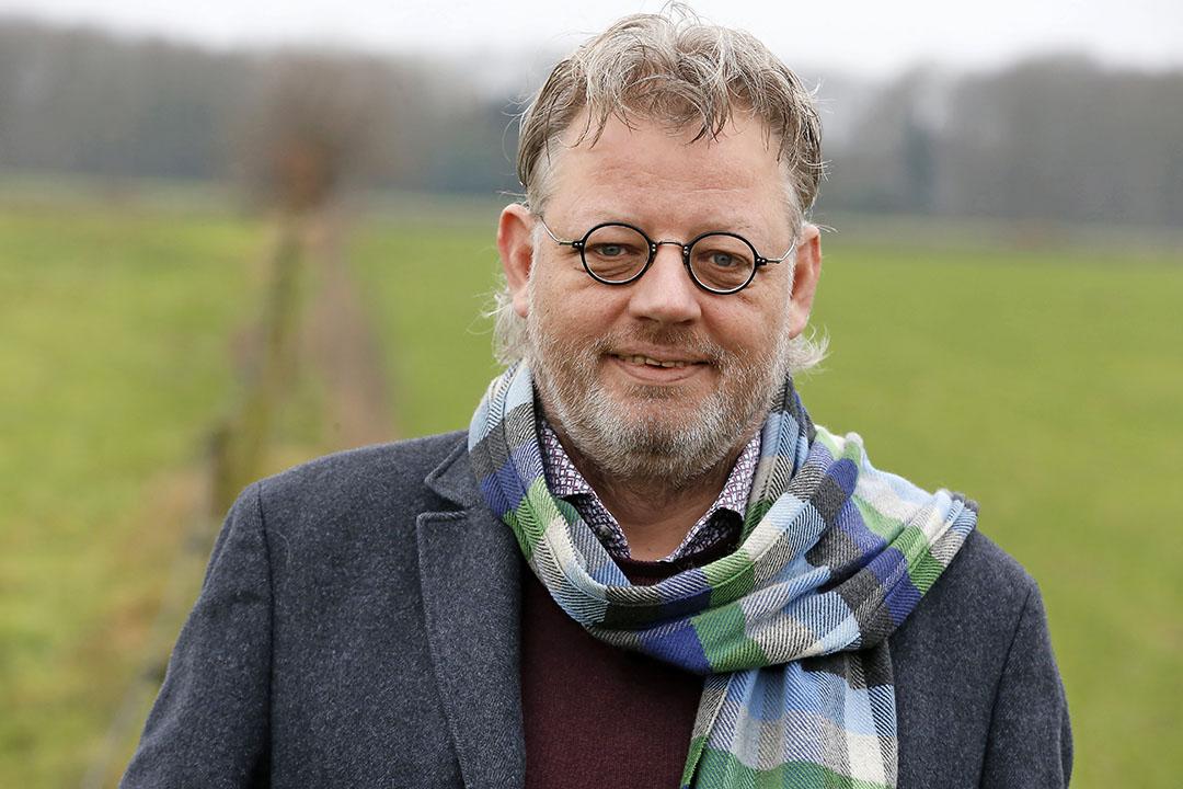 Peter Drenth, Gelders gedeputeerde landbouw (CDA) en portefeuillehouder landbouw in het IPO. Foto: Hans Prinsen