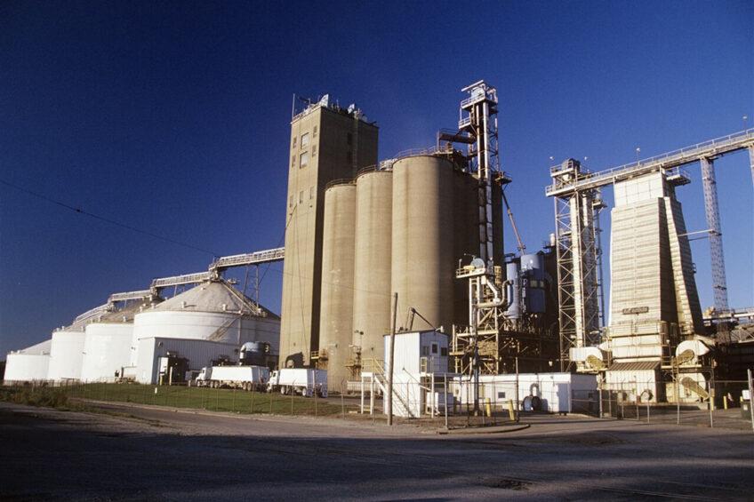 Noord-Amerikaanse vestiging van Bunge in Cairo, Illinois. Foto: ANP