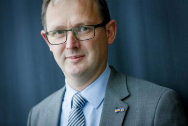 SGP-Europarlementariër Bert-Jan Ruissen. - Foto: ANP