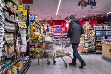 Deen is een keten met een sterke band met een groep regionale en lokale groente- en fruitleveranciers. - Foto: ANP