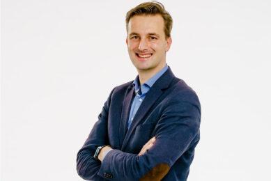 Jan Klink (36) staat op plaats 35 van de kandidatenlijst van de VVD. Foto: ANP