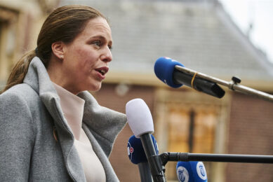 Minister van landbouw Carola Schouten. - Foto: ANP