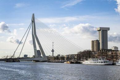 Doel van het Rotterdamse project is dat stedelingen zowel betaalbaar voedsel kunnen kopen, als een verduurzaming van de agrarische sector. Foto: ANP