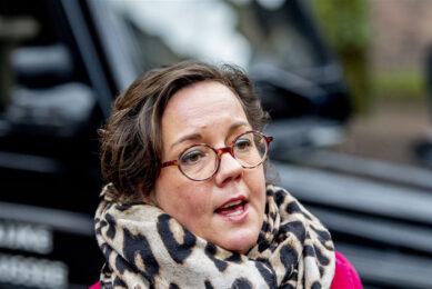 Tamara van Ark, demissionair minister voor Medische Zorg. - Foto: ANP