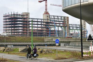 Over de gehele linie kozen minder internationale bedrijven voor een vestiging in Nederland, met name vanwege de coronacrisis. Foto: ANP