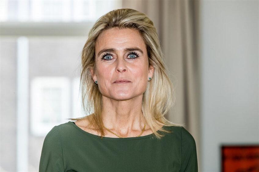 Barbara Baarsma nu nog directeur van Rabobank Amsterdam. Foto: Fotopersburo Edwin Janssen via ANP