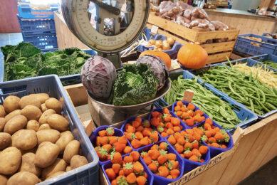Een boerderijwinkel is een voorbeeld van rechtstreekse verkoop, maar ook aansluiting bij platforms of een webshop bieden kansen. - Foto: Van Assendelft Fotografie