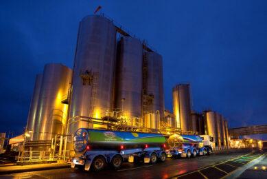 Zuivelfabriek van Fonterra in Hamilton, Nieuw-Zeeland. - Foto Fonterra