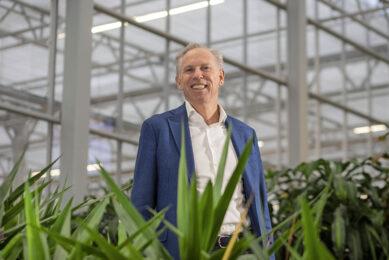 Peter Arensman is oprichter van Future Food Fund, dat veelbelovende starters in de voedselketen wil helpen om te groeien. - Foto: Marc Heeman