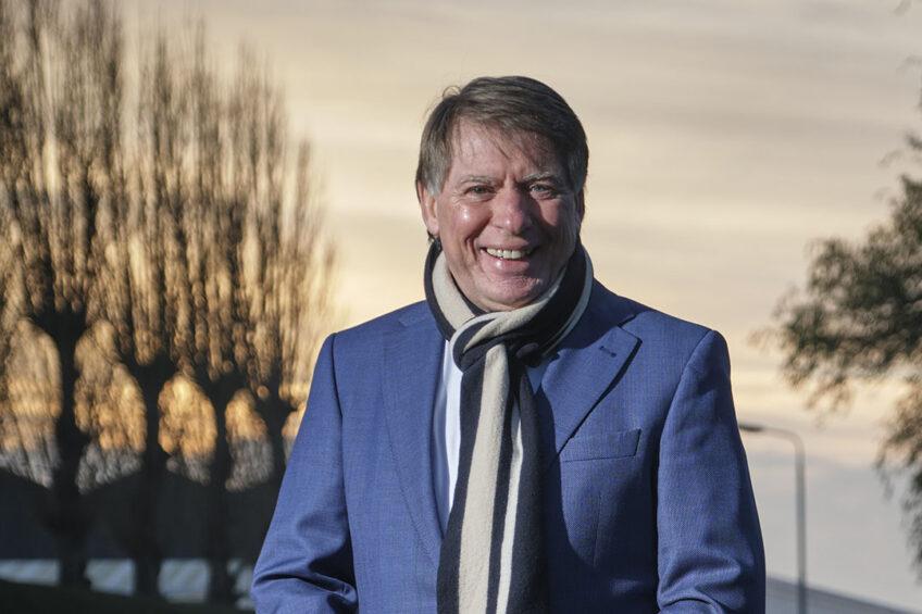 Sjaak van der Tak. - Foto: Fred Libochant