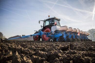 Mais is een van de weinige gewassen die zo laat gezaaid nog een succesvolle oogst kan opleveren. - Foto: Koos Groenewold