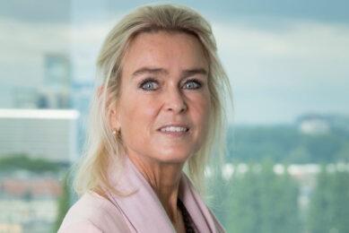 Barbara Baarsma wordt vanaf 1 maart CEO van de Rabo Carbon Bank. Ze is nu nog directievoorzitter van Rabobank Amsterdam en onder meer hoogleraar economie aan de Universiteit van Amsterdam. Foto: Koos Groenewold