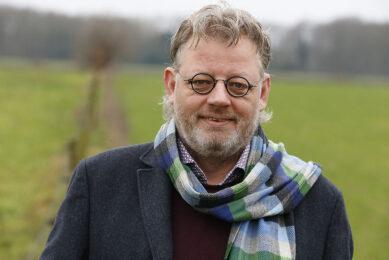 Gelderse gedeputeerde Peter Drenth. Foto: Hans Prinsen
