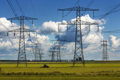 Nu de kou in Europa minder is, is de vraag naar elektra afgenomen. - Foto: Herbert Wiggerman