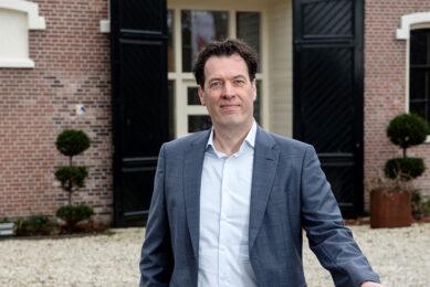Arjen van Nuland, directeur van de Nationale Coöperatieve Raad NCR. - Foto: Herbert Wiggerman