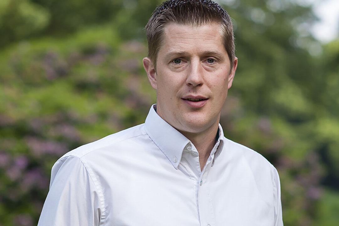 Wietse Duursma wordt de nieuwe voorzitter van CRV. - Foto: Els Korsten