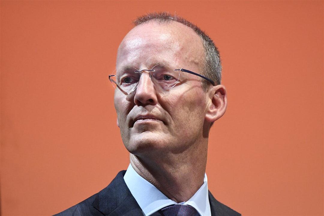 Klaas Knot, de president van De Nederlandsche Bank. Foto: ANP