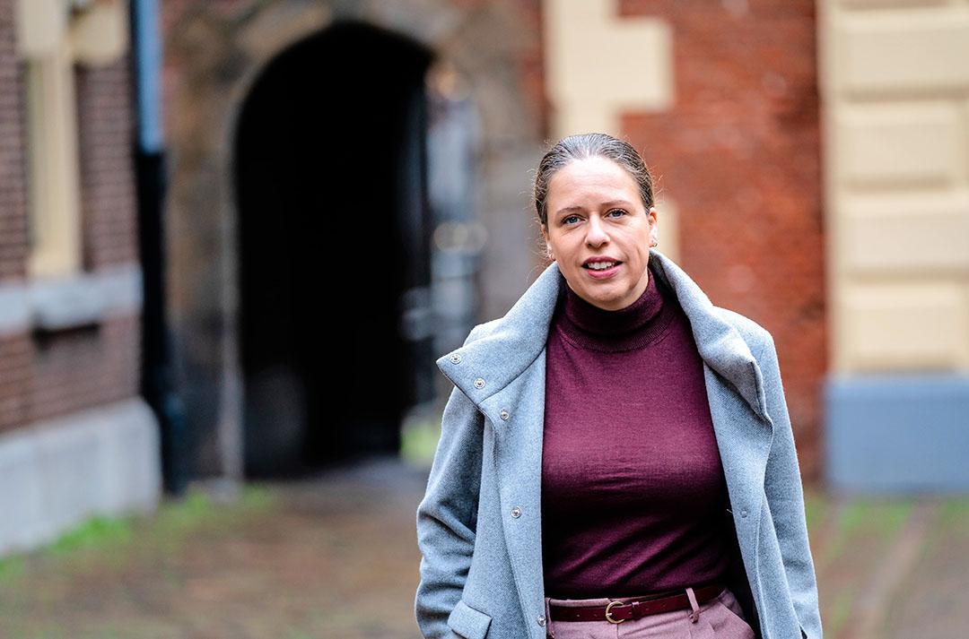 Landbouwminister Carola Schouten zegt dat er sprake is van technische fouten waardoor 'snippers' natuurgebied ten onrechte als stikstofgevoelig zijn aangeduid.