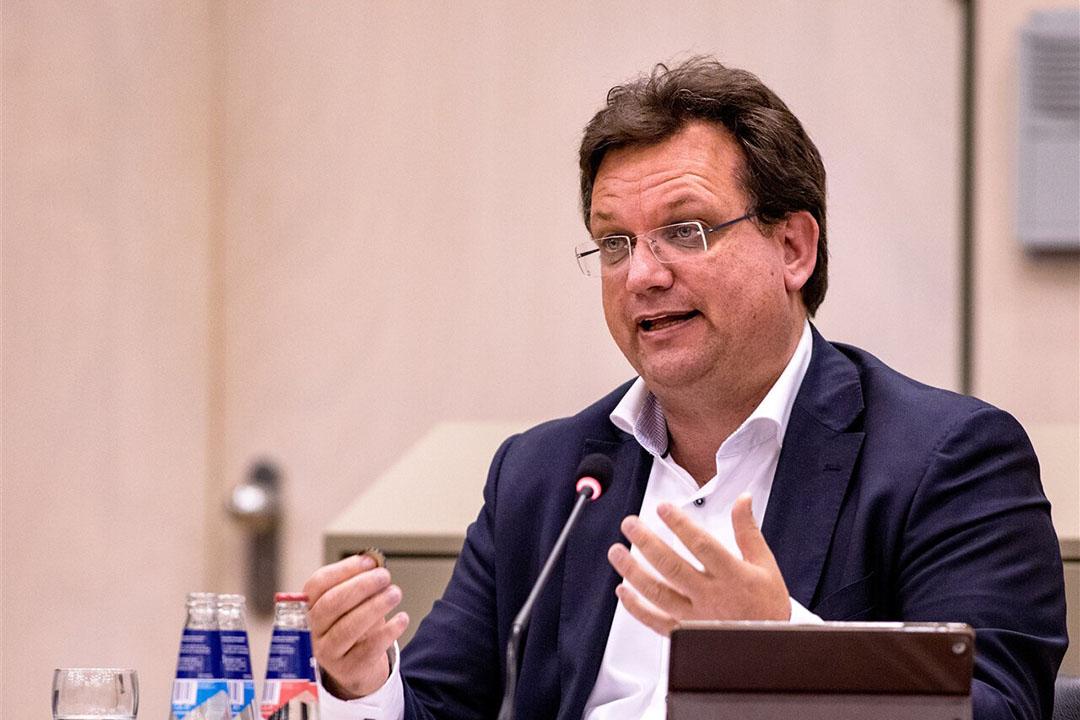 Jaco Geurts staat op plaats 11 op de lijst van het CDA de komende verkiezingen. - Foto: ANP