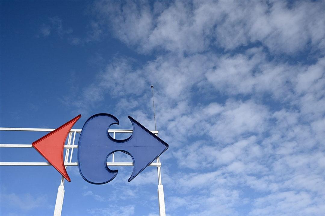 Carrefour-logo. - Foto: ANP