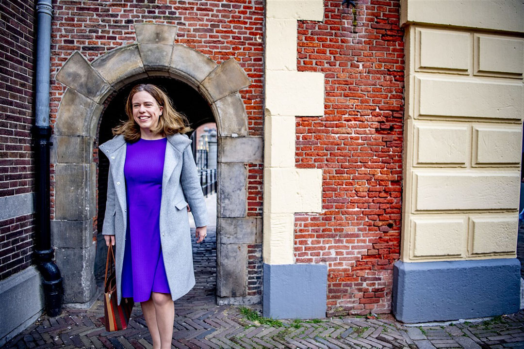Minister Carola Schouten (ChristenUnie) van Landbouw, Natuur en Voedselkwaliteit. Foto: ANP