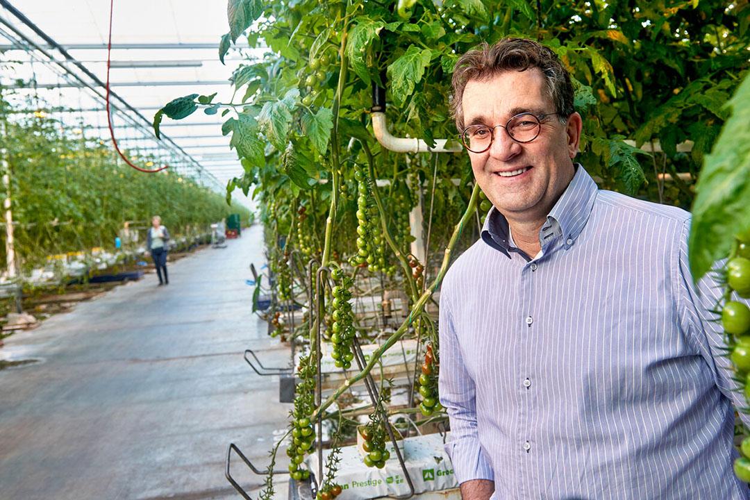 John Willems, interim-directeur afzetorganisatie ZON. - Foto: Van Assendelft