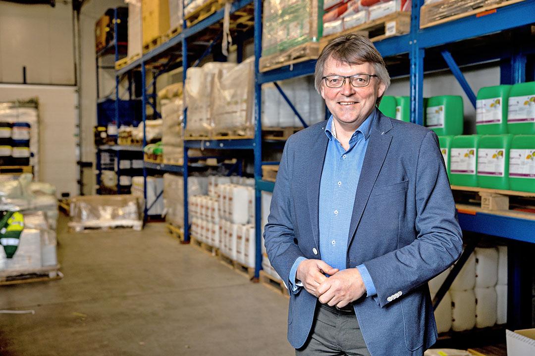 Ko Francke, adjunct-directeur bij CZAV. - Foto: Peter Roek