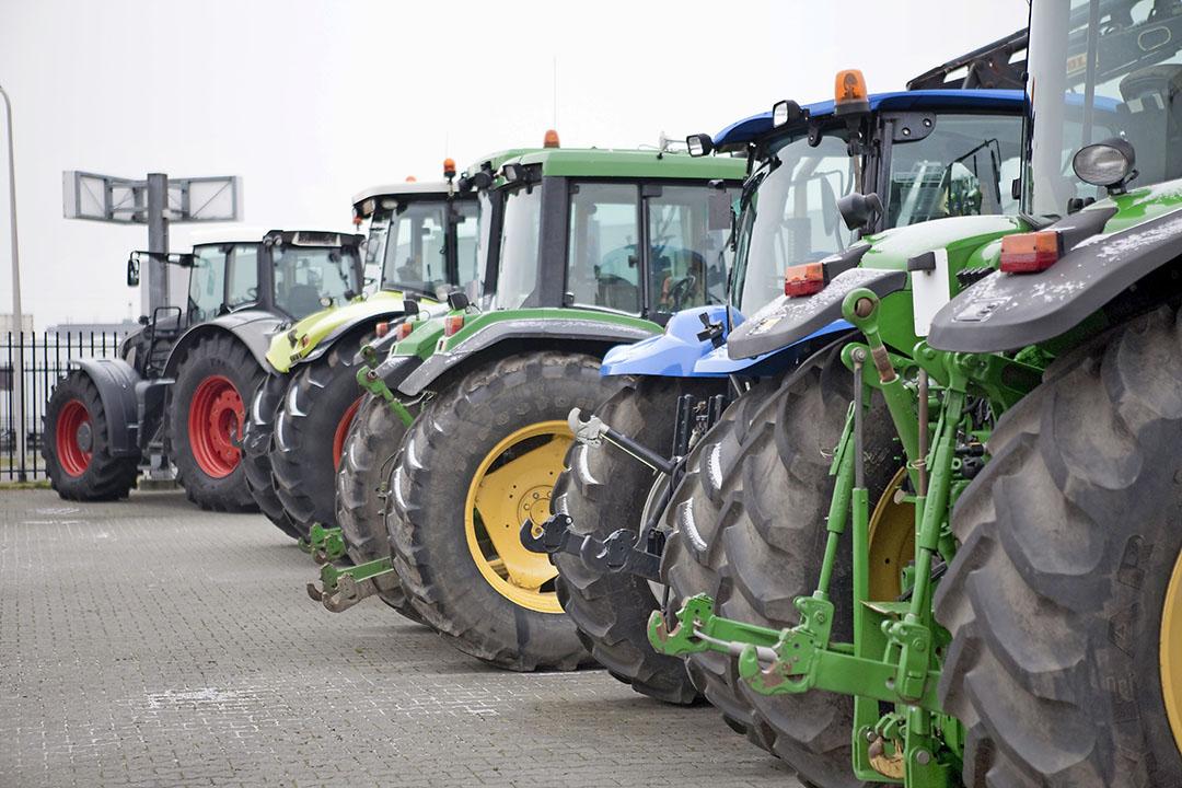Er is optimisme over de trekkerverkopen in 2021. De wereldwijd gestegen prijzen voor granen en andere gewassen zijn hiervoor een belangrijke reden. - Foto: Jan Willem Schouten