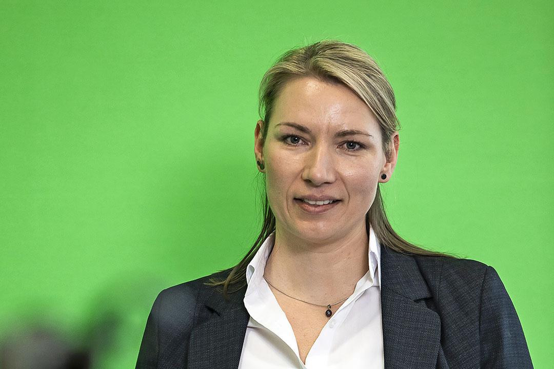 Ines Rathke, projectmanager bij DLG (Duitse Agrarische Maatschappij). - Foto: DLG