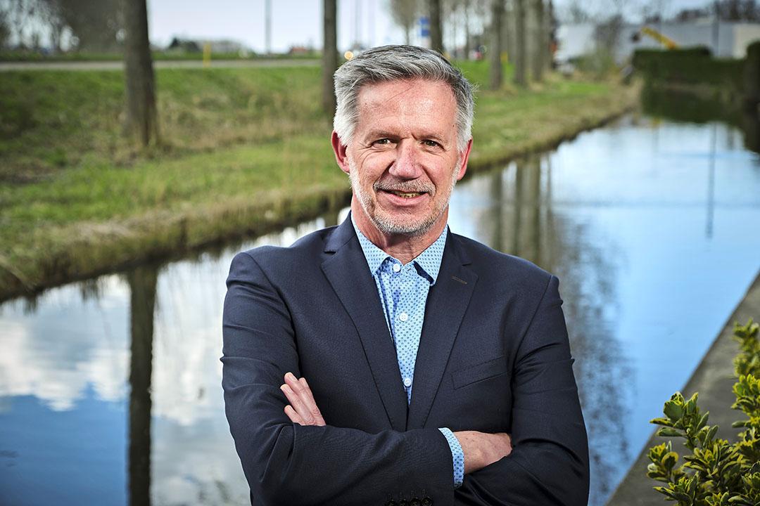 Jo Ottenheim (58) is secretaris van brancheorganisatie Nefyto. - Foto: Roel Dijkstra