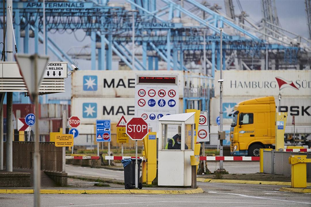 Negentig dagen na brexit heeft bijna twee derde van de bedrijven die handel drijven met het Verenigd Koninkrijk nadeel ondervonden. - Foto: ANP